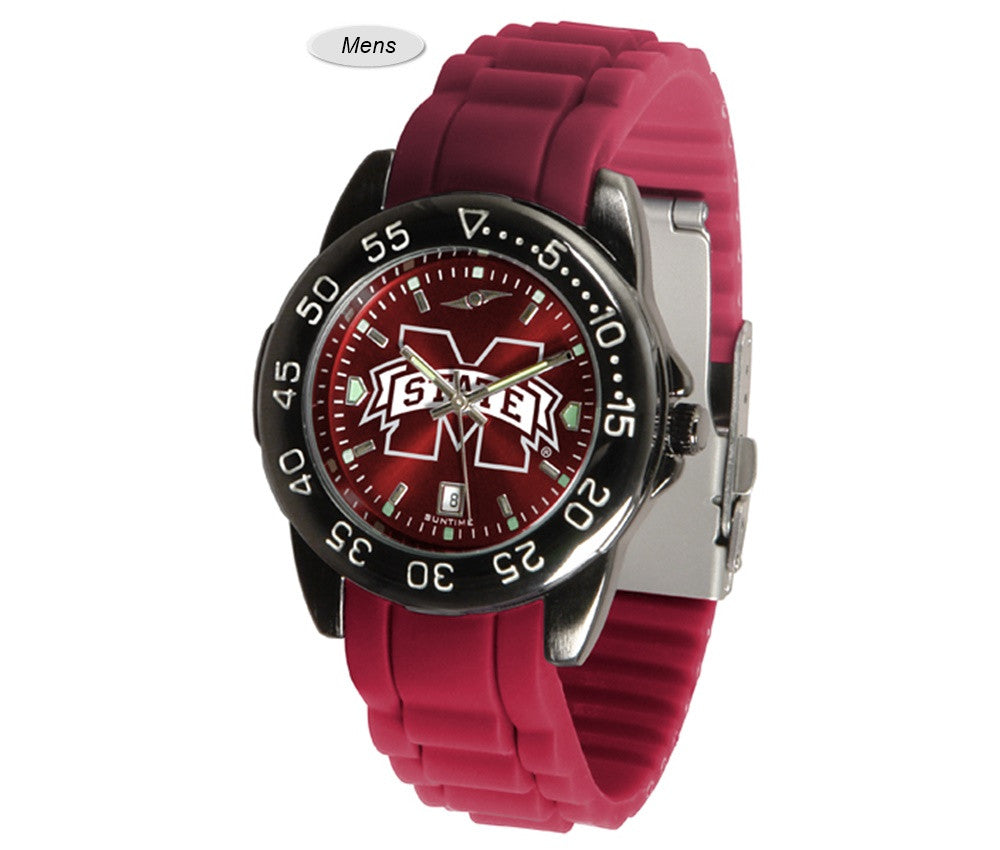 Mississippi State Bulldogs Fantom Sport Watch