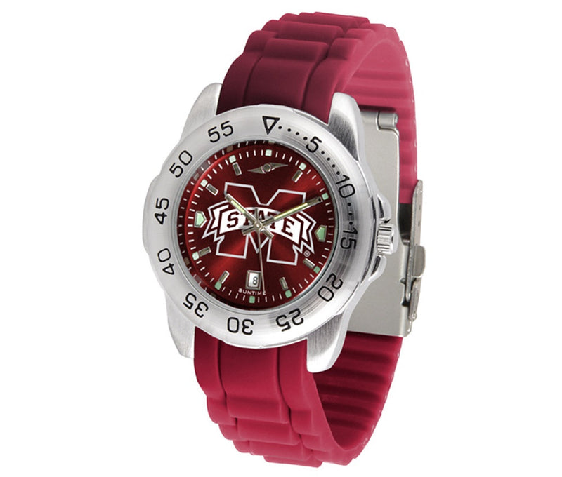 Mississippi State Bulldogs Sport AnoChrome Watch
