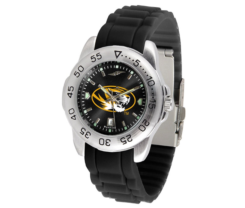 Missouri Tigers Sport AnoChrome Watch