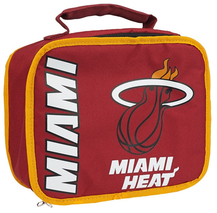 Miami Heat NBA Sacked Lunch Cooler