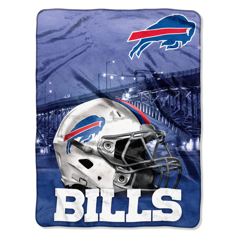 Buffalo Bills NFL Heritage Silk Touch Throw