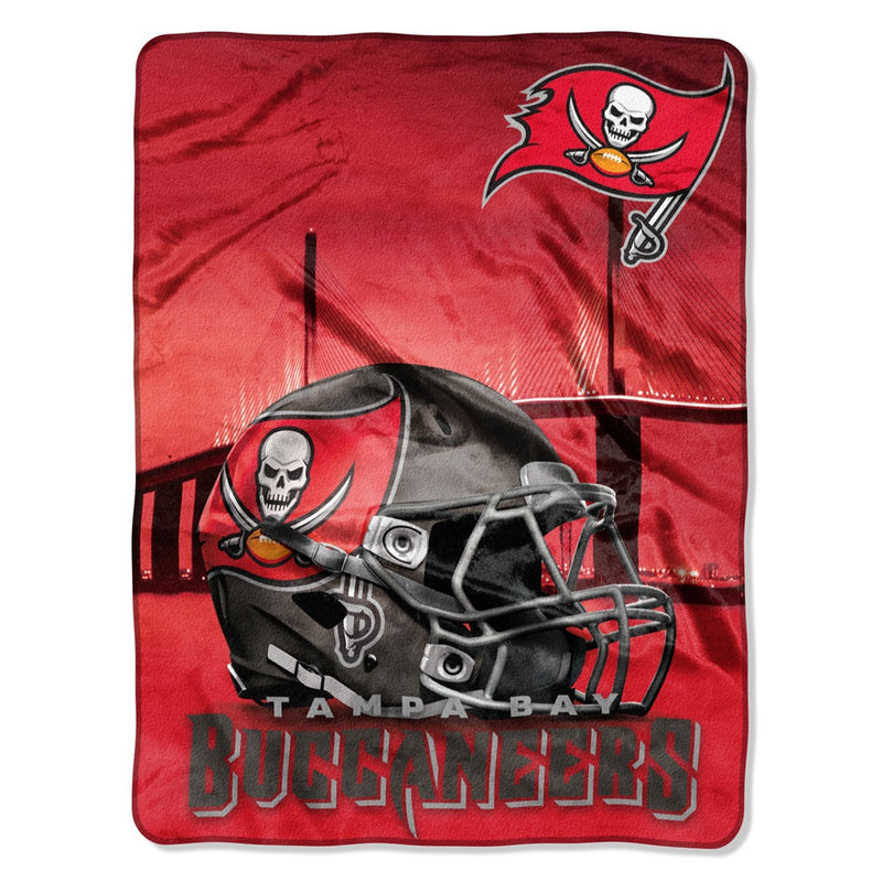 Tampa Bay Buccaneers NFL Heritage Silk Touch Throw