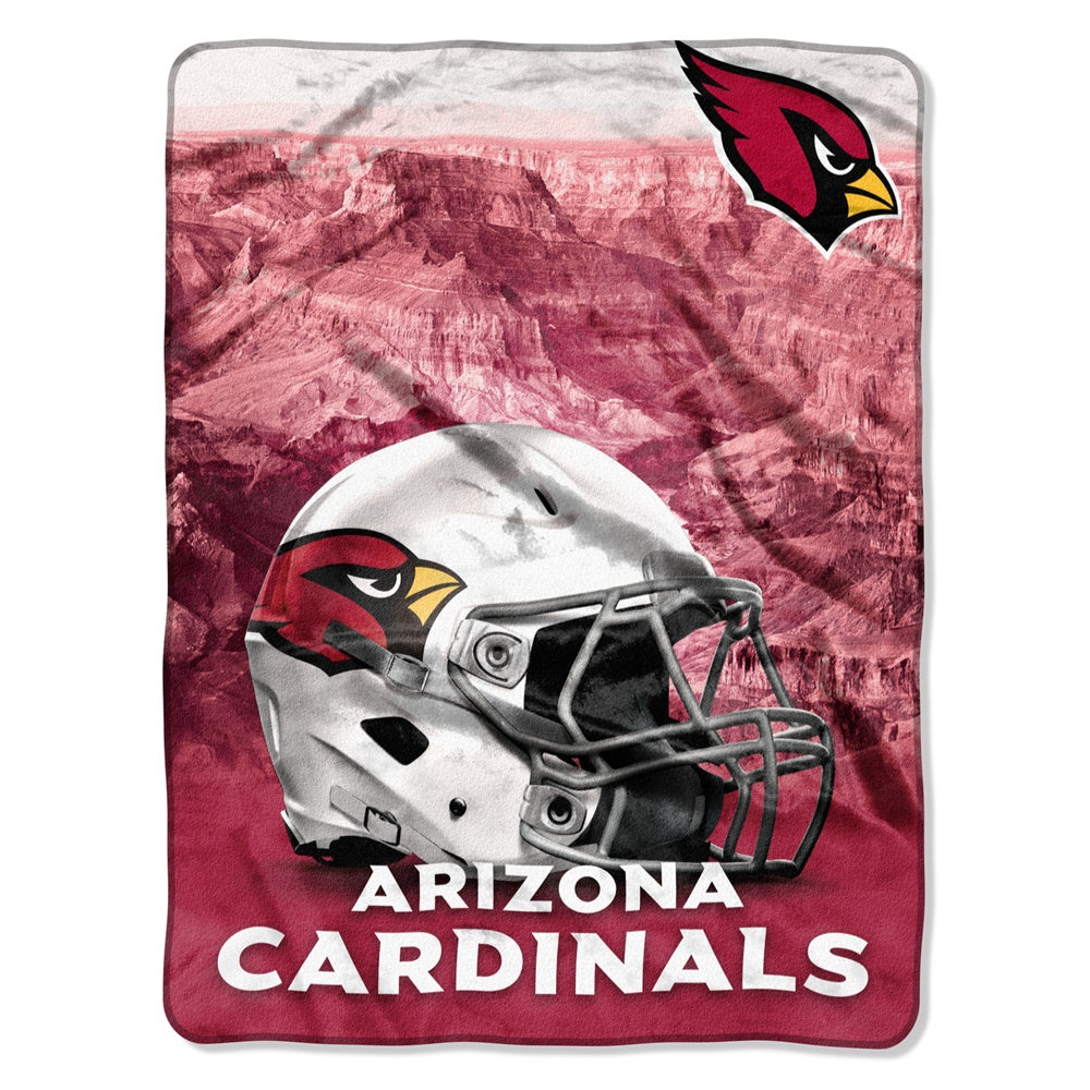 Arizona Cardinals NFL Heritage Silk Touch Throw