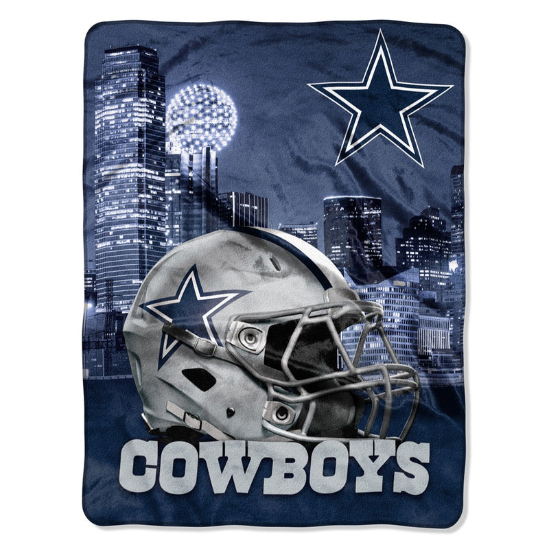Dallas Cowboys NFL Heritage Silk Touch Throw