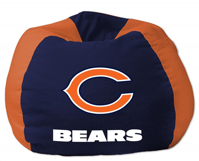 Chicago Bears NFL Bean Bag Chair - Sports Fans Plus