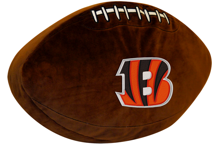 Cincinnati Bengals NFL 3D Pillow - Sports Fans Plus