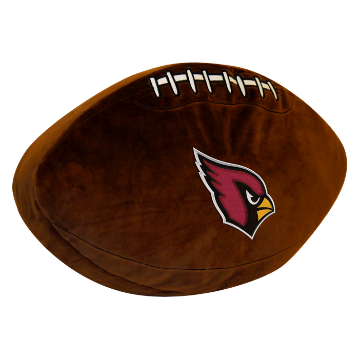Arizona Cardinals NFL 3D Pillow - Sports Fans Plus