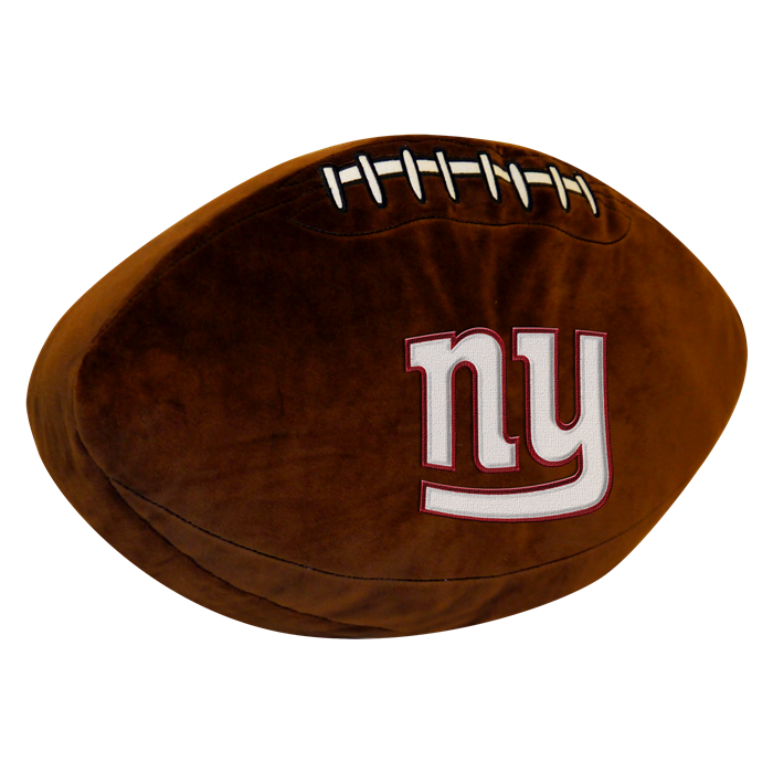 New York Giants NFL 3D Pillow - Sports Fans Plus
