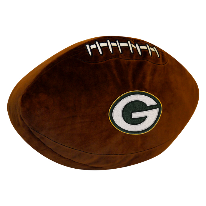 Green Bay Packers NFL 3D Pillow - Sports Fans Plus