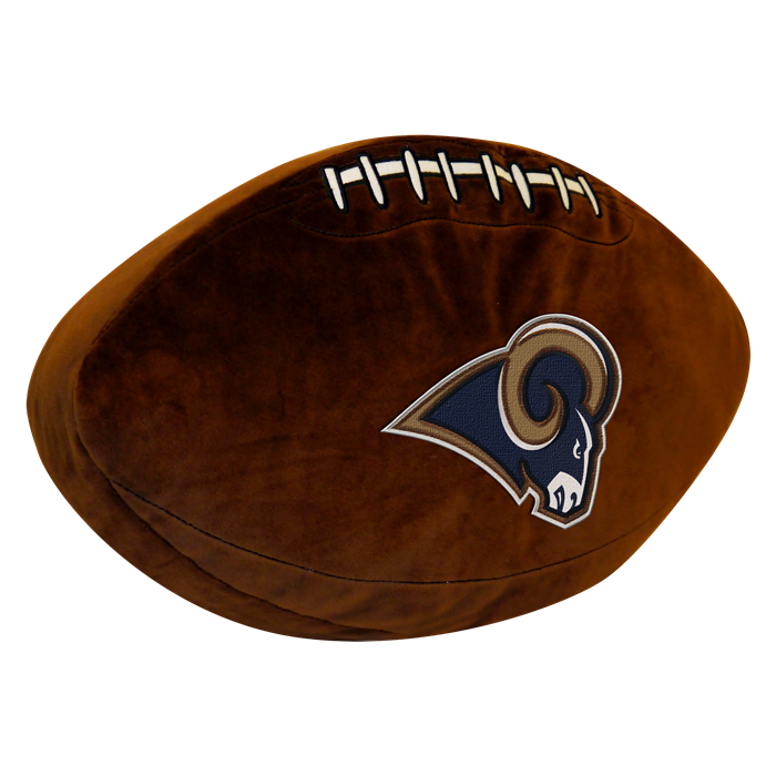 Los Angeles Rams NFL 3D Pillow - Sports Fans Plus