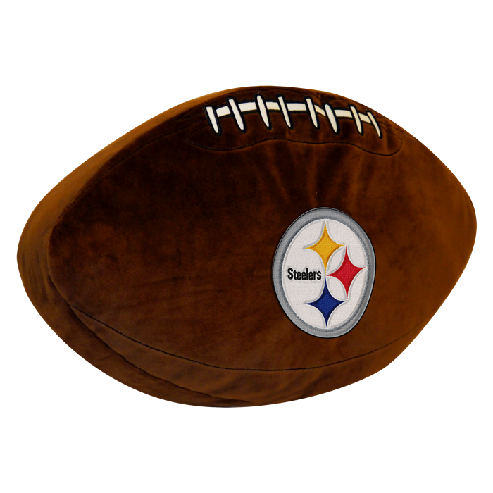 Pittsburgh Steelers NFL 3D Pillow - Sports Fans Plus