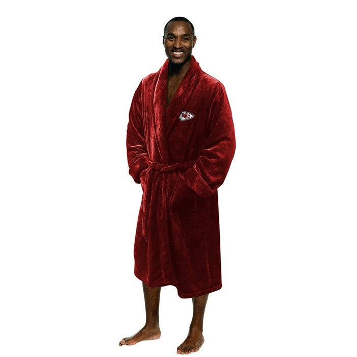 Kansas City Chiefs NFL Bath Robe