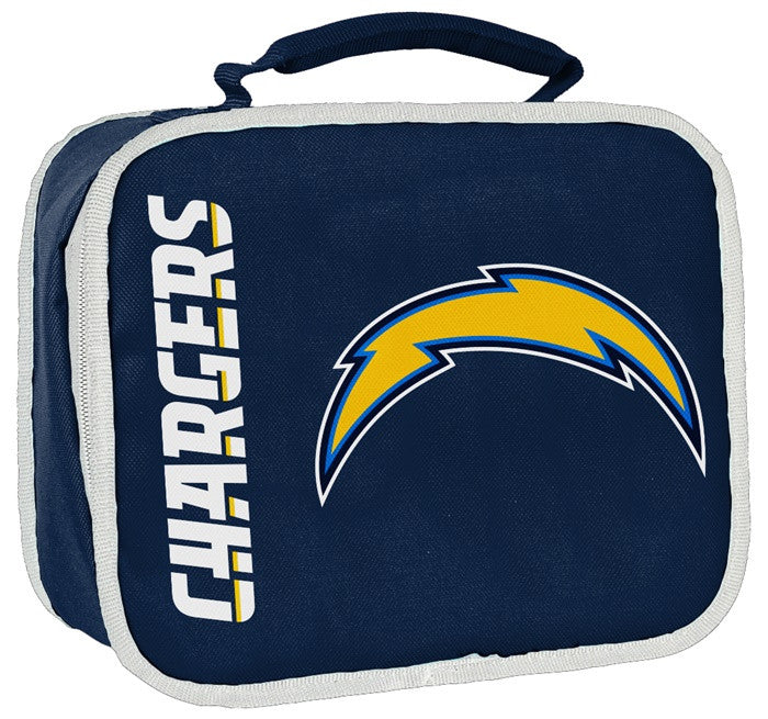 Los Angeles Chargers NFL Sacked Lunch Cooler