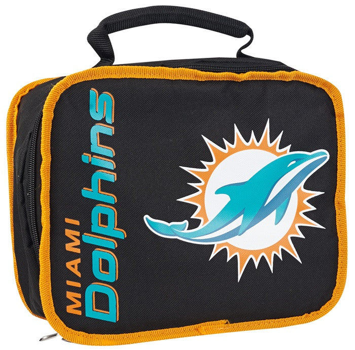 Miami Dolphins NFL Sacked Lunch Cooler