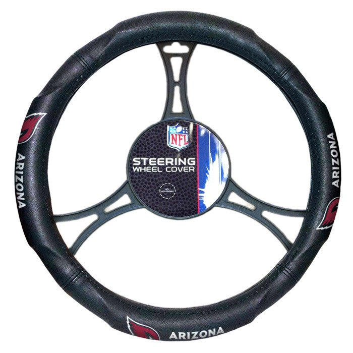 Arizona Cardinals NFL Steering Wheel Cover