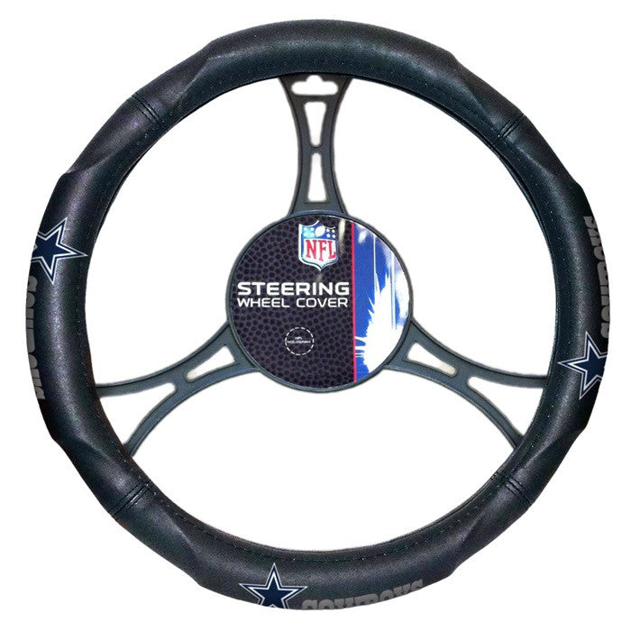 Dallas Cowboys NFL Steering Wheel Cover - Sports Fans Plus
