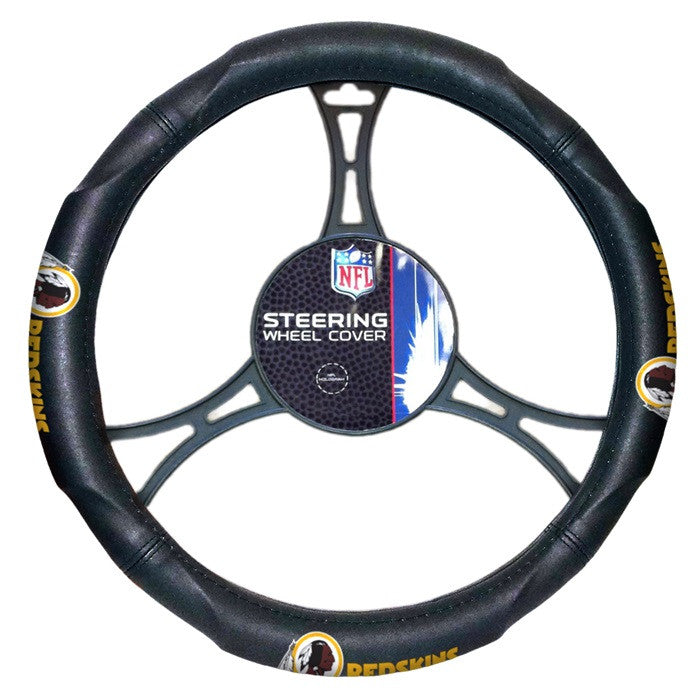 Washington Redskins NFL Steering Wheel Cover - Sports Fans Plus
