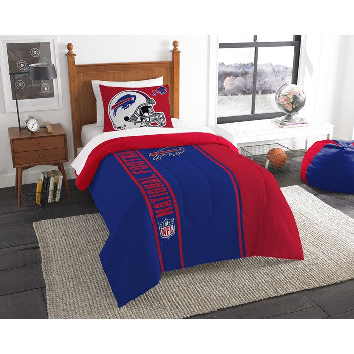 Buffalo Bills NFL Twin Comforter Set