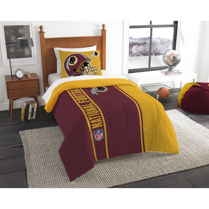 Washington Redskins NFL Twin Comforter Set