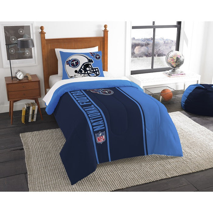 Tennessee Titans NFL Twin Comforter Set