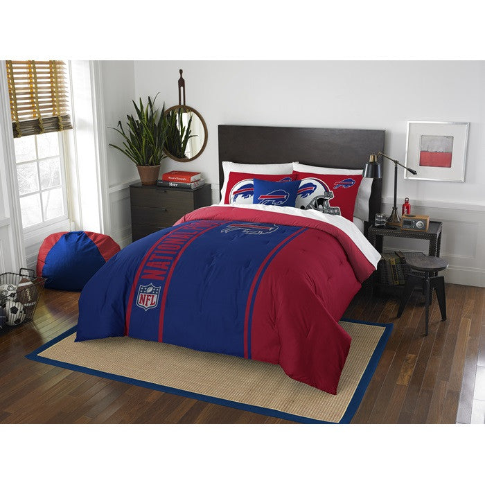 Buffalo Bills NFL Full Comforter Set