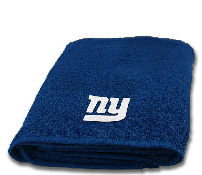 New York Giants NFL Bath Towel