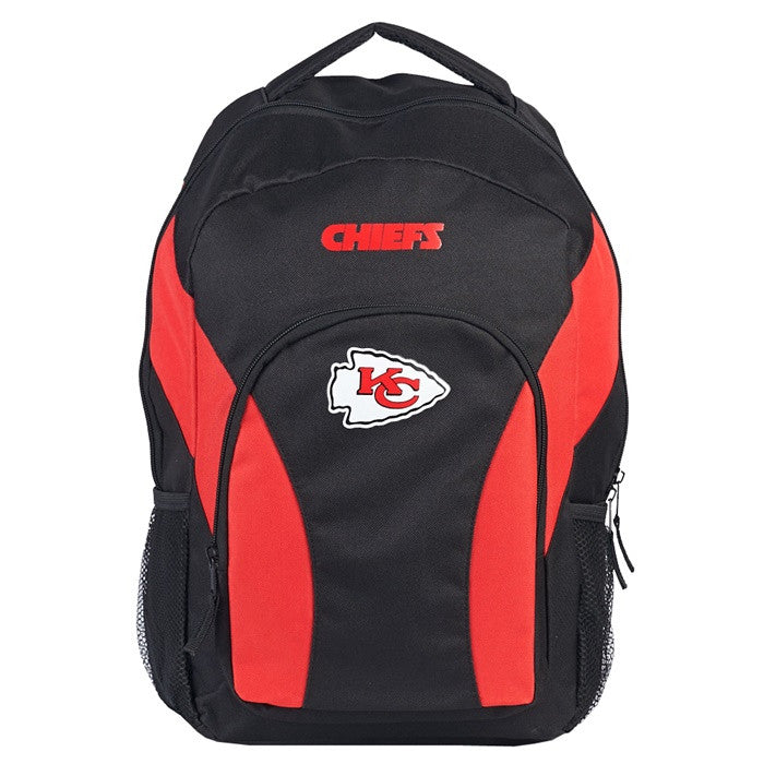Kansas City Chiefs NFL Draft Day Backpack