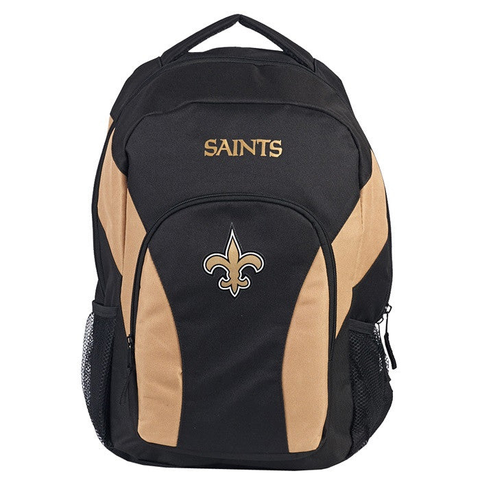 New Orleans Saints NFL Draft Day Backpack