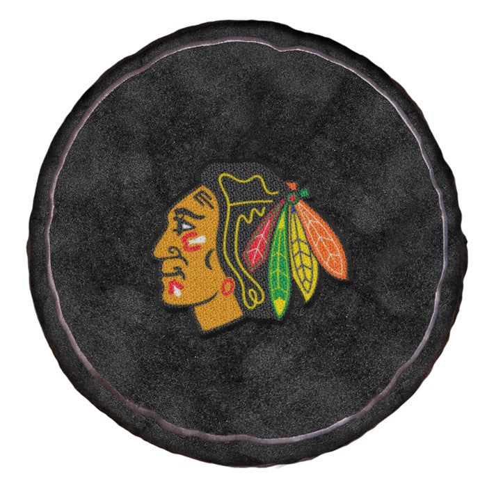 Chicago Blackhawks NHL 3D Pillow - Sports Fans Plus