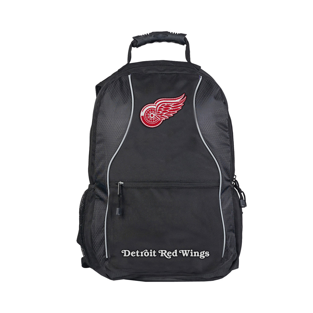 Detroit Red Wings NHL Phenom Backpack