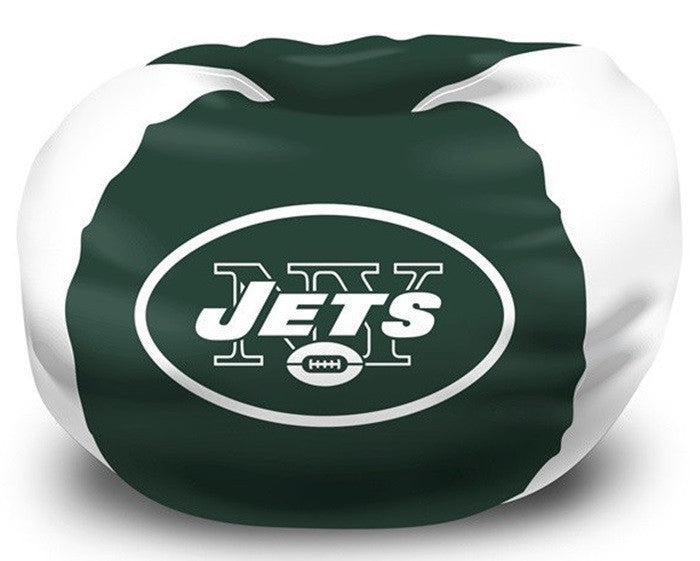 New York Jets NFL Bean Bag Chair - Sports Fans Plus