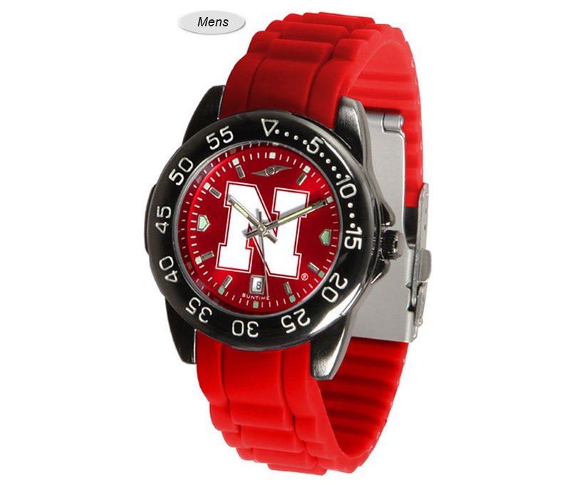 Nebraska Huskers Fantom Sport Watch