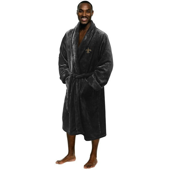 New Orleans Saints NFL Bath Robe
