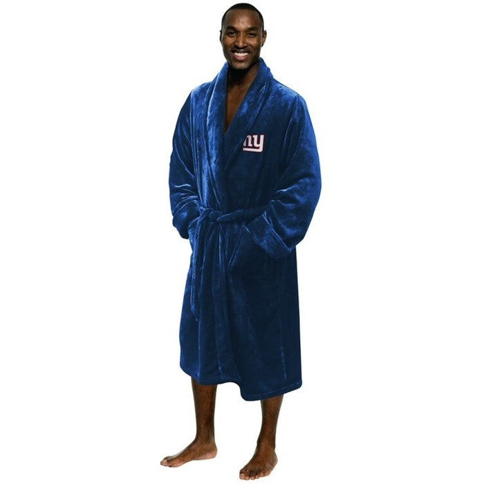 New York Giants NFL Bath Robe