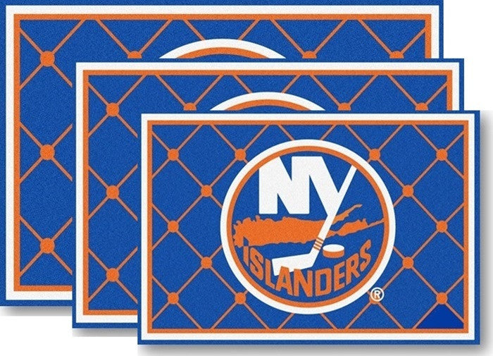 New York Islanders NHL Area Rugs