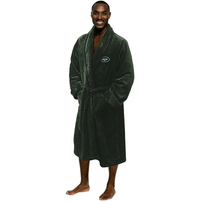 New York Jets NFL Bath Robe