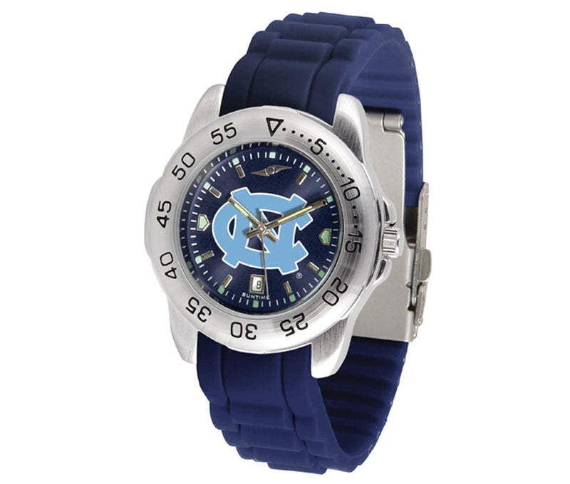 North Carolina Tar Heels Sport AnoChrome Watch