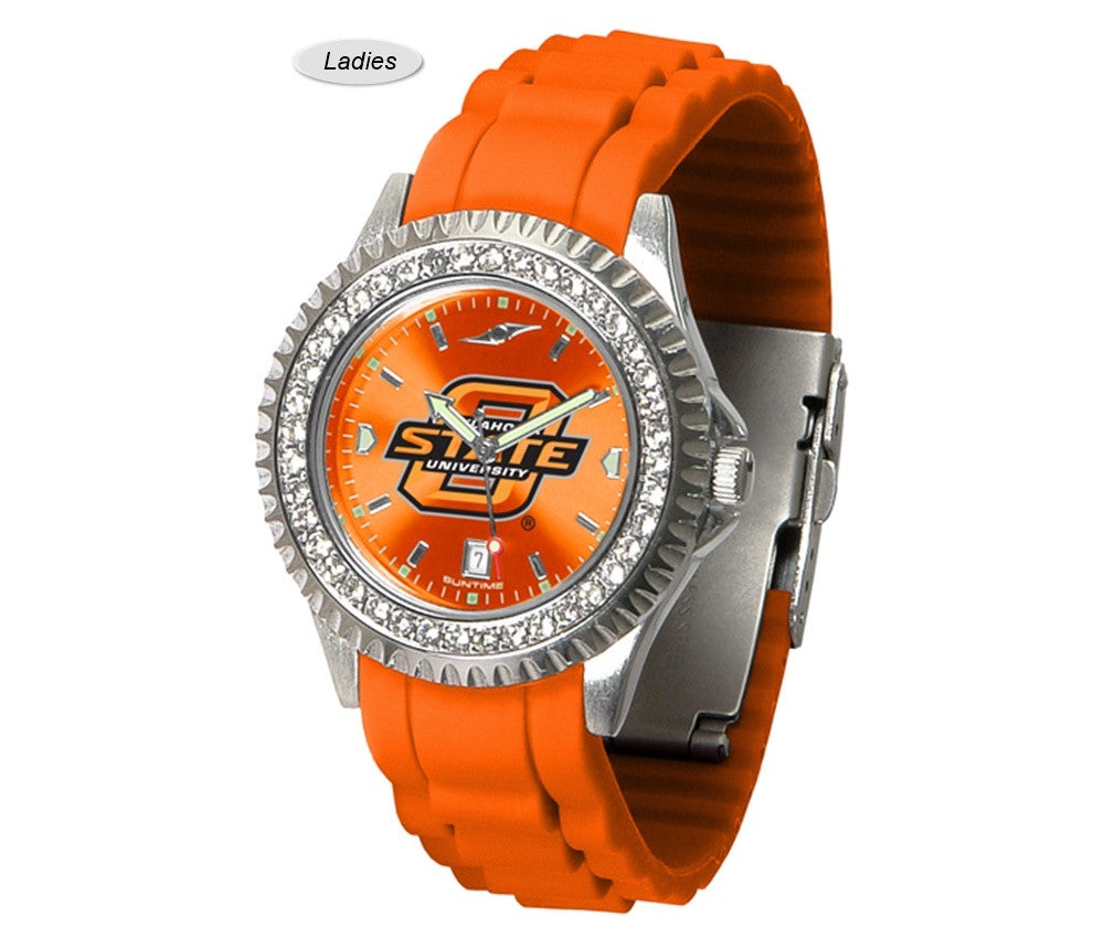 Oklahoma State Cowboys Sparkle Watch