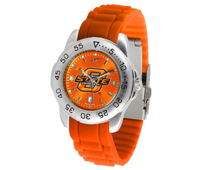 Oklahoma State Cowboys Sport AnoChrome Watch