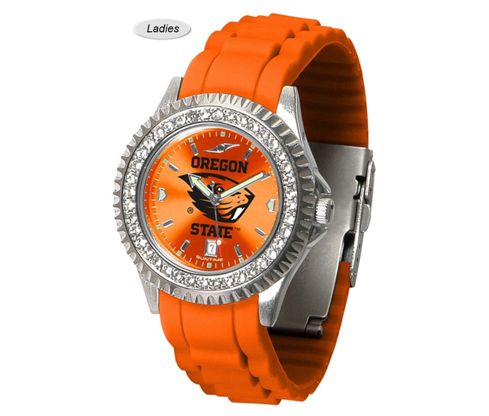 Oregon State Beavers Sparkle Watch