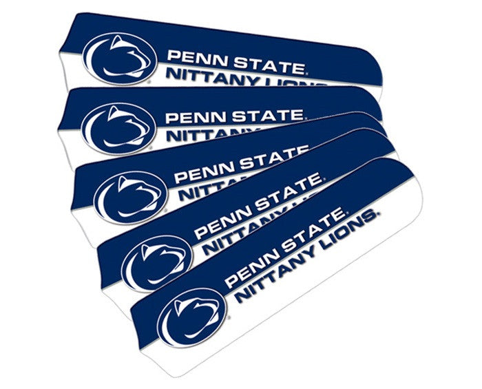 Penn State Nittany Lions 2-Inch Ceiling Fan Blade Set - Sports Fans Plus