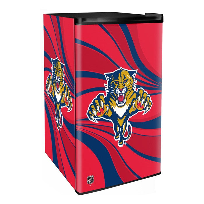 Florida Panthers NHL Primary Counter Height Refrigerator