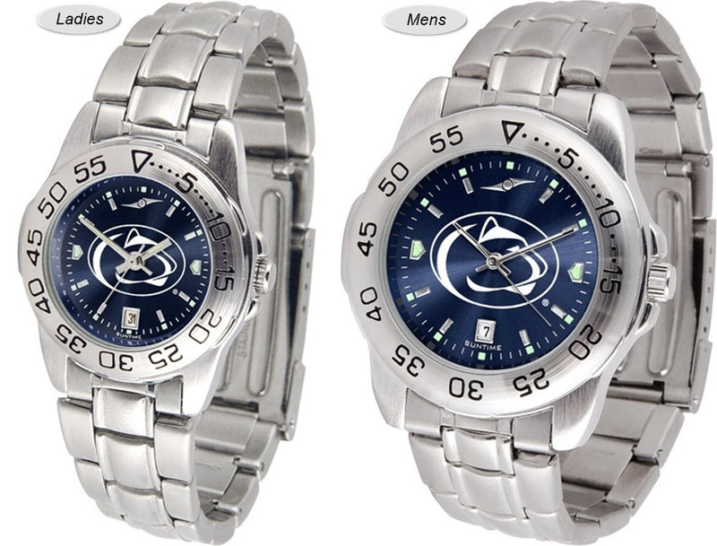 Penn State Nittany Lions Sport Steel AnoChrome Watch