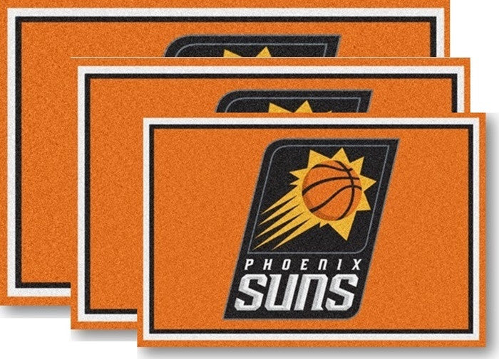 Phoenix Suns NBA Area Rugs