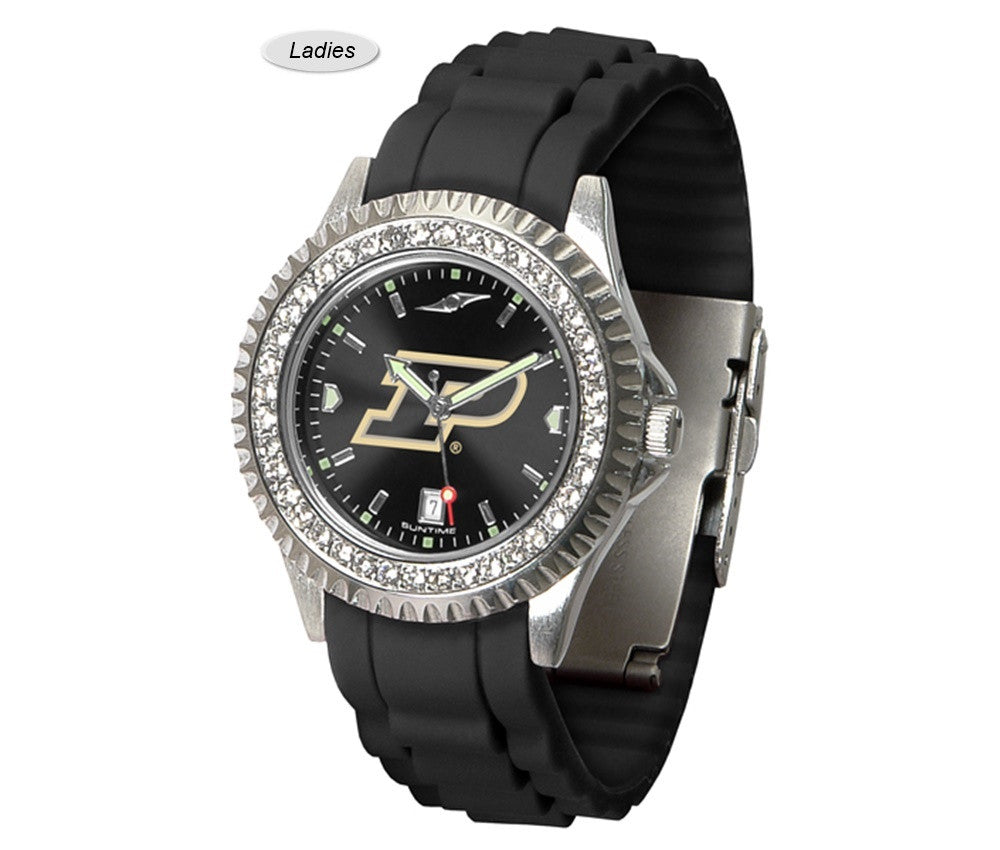 Purdue Boilermakers Sparkle Watch