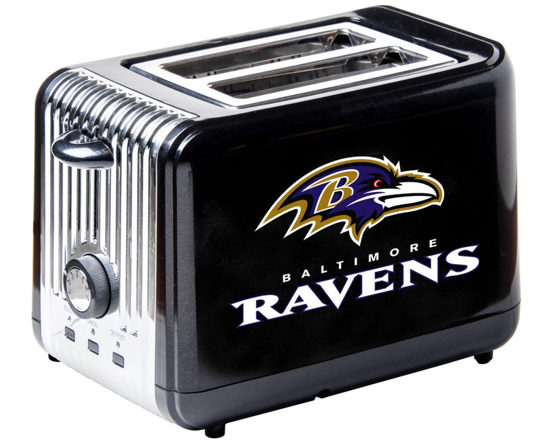 Baltimore Ravens NFL Cool Touch Toaster