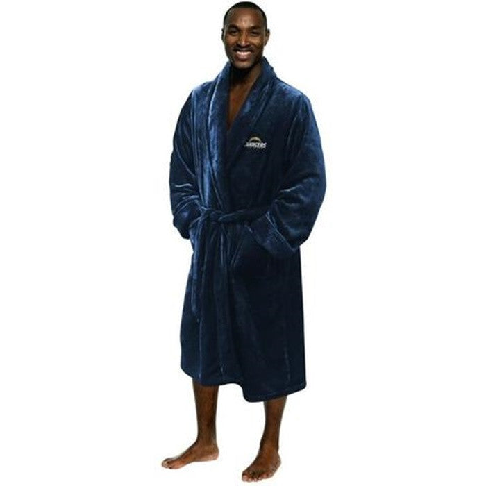 San Diego Chargers NFL Bath Robe - Sports Fans Plus - 1
