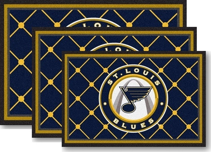 St. Louis Blues NHL Area Rugs