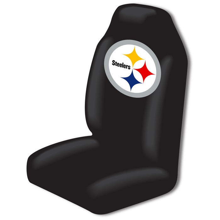 Pittsburgh Steelers NFL Car Seat Cover - Sports Fans Plus