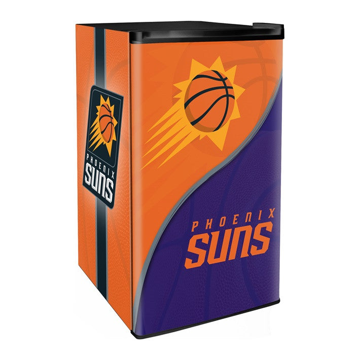 Phoenix Suns NBA Primary Counter Height Refrigerator - Sports Fans Plus  - 1